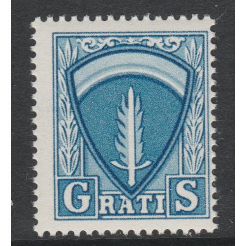 Germany - Allied Military Force 1948 TRAVEL PERMIT STAMP