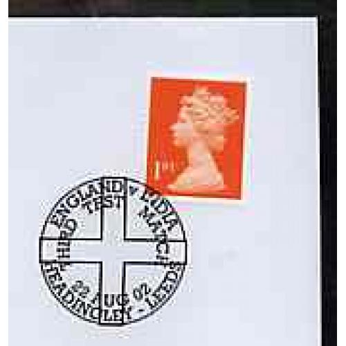 GB Postmark - 2002 cover with special HEADINGLEY cancel