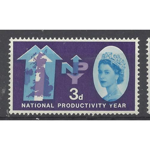 1962 NPY 3d BLUE COLOUR SHIFT